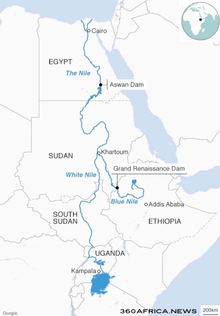 Ethiopia-Egypt Conflict